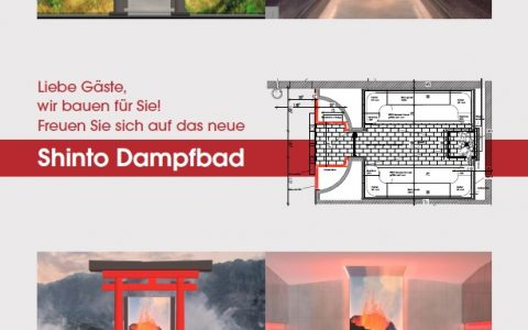 Neues Dampfbad in der Grugapark-Therme